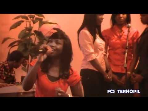 Holiness Is What I Long For - FCS Super Mega Choir