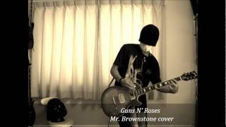 Guns N' Roses - Mr. Brownstone