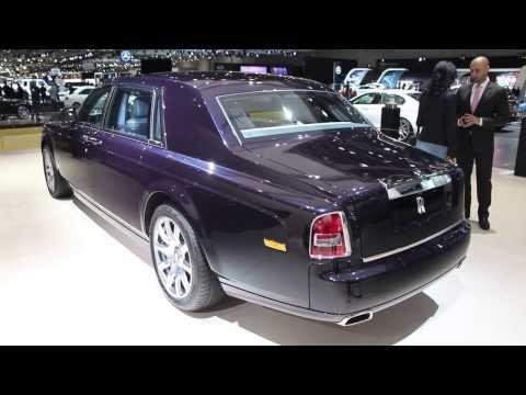 Rolls Royce Celestial Phantom with 446 diamonds - Dubai Motor Show 2013