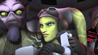 Star Wars: Rebels - Fire Across the Galaxy (Saison 1 Episode 13) Trailer