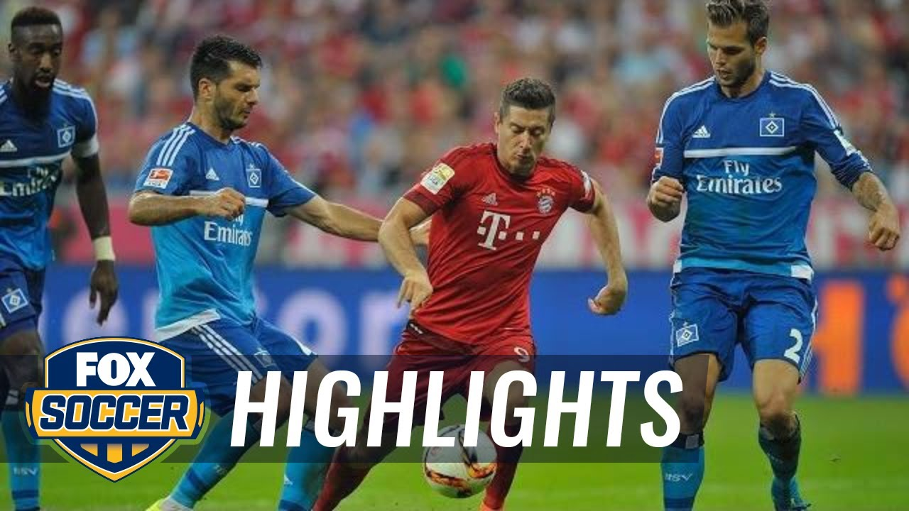 hamburger sv vs bayern munich