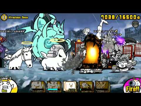 Battle Cats 6.4 | Grotesque Gallery Subchapter