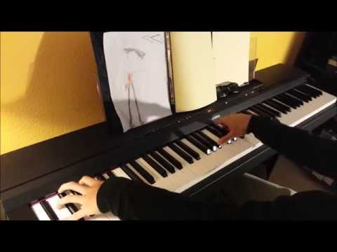 harmony ( ハーモニー) -「Ghost of a smile」by EGOIST [full] (Project Itoh) - Piano [ピアノ]