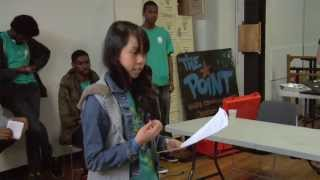 2013 National STEM Video Game Challenge: HIVE NYC Workshops