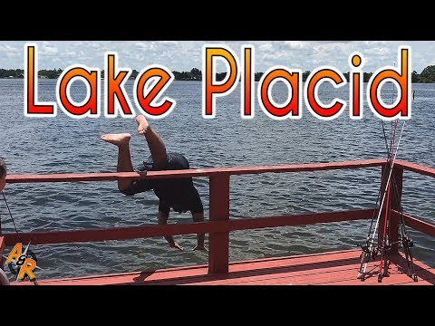 Lake Placid FL Weekend Vacation In Lakeside Cottages - Episode 15 (Apple And Rob)
