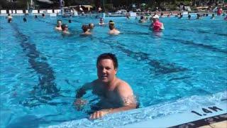 День Канады в Fairmont Hot Springs, British Columbia