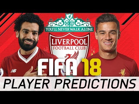 FIFA 18 Liverpool Player Ratings Predictions - Potential Title Contenders?