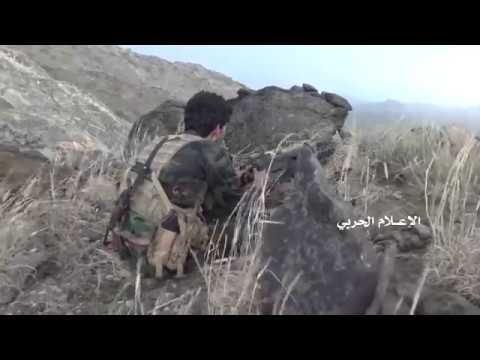 Yemeni popular committees attack , restore and secured the military base MBC as well  seize variuos