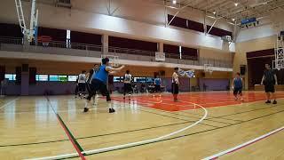 [강북구농구대회] 레드핫 vs 바이킹즈 4Q
