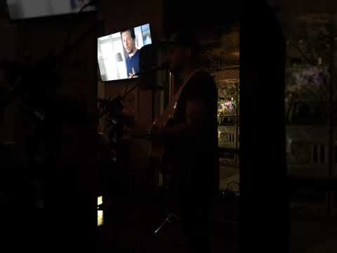 Matt Ferranti performing Brett Young's Sleep Without You