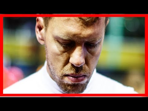 Breaking News | The moment vettel realised his mistake in singapore