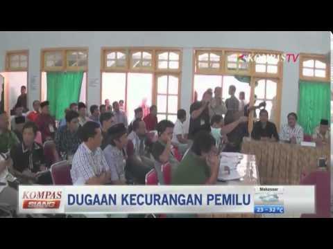 Dugaan Kecurangan Pemilu Di Sampang - Kompas Siang 16 Juli 2014