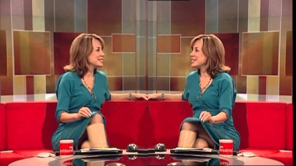 Sian Williams boots - YouTube