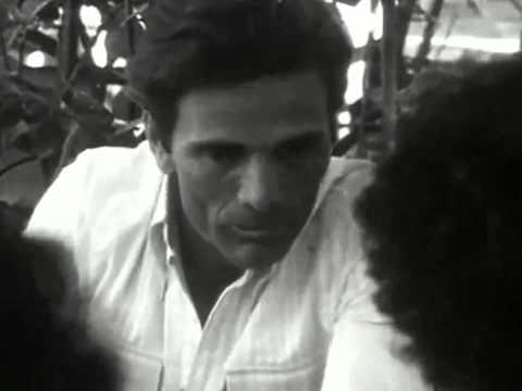 Emilio Fede intervista Pier Paolo Pasolini 1971
