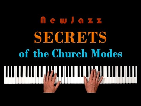 Modal Theory - The 7 Church Modes Explained