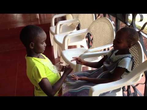 Playing A New Game - Nairobi, Kenya