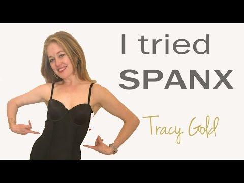 I tried Spanx | shapewear | how to dress for your body shape
