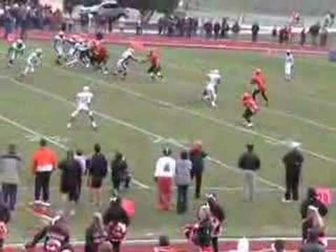 Gilman vs McDonogh Footbal (Rudy Johnson)