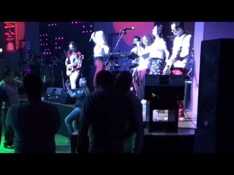 Victoria Denisenko (Soundscape band)  Radisson Blu, Qube club, Doha