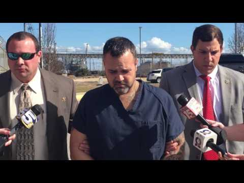 Suspect arrested for road rage shooting in Semmes