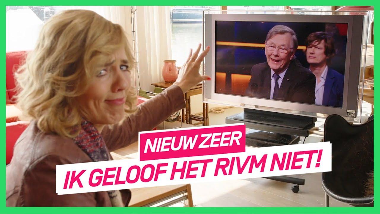 Els vindt iets van het RIVM   NIEUW ZEER   NPO 3 Extra