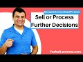 Sell or Process Further Decisions | Managerial Accounting | CMA Exam | Ch 12 P 6