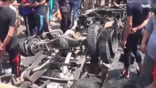 تفجيرات بغداد.. فتح تحقيق فوري في الخروقات