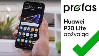 Huawei P20 lite apžvalga