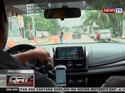 QRT: Mga transportation network company, saklaw rin ng Anti-Distracted Driving Act