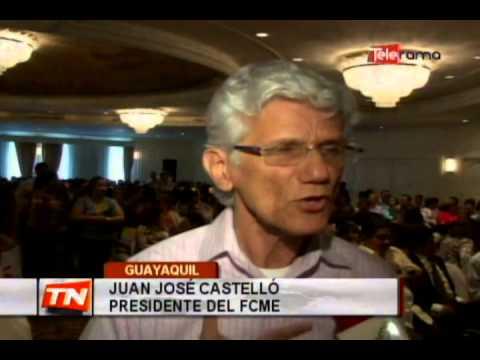 18 de agosto afiliados del FCME esperan reunirse con presidente Correa