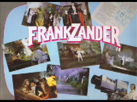 Frank Zander - Captain Starlight