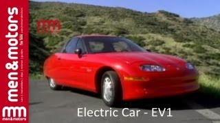 First Ever Production Electric Car - EV1