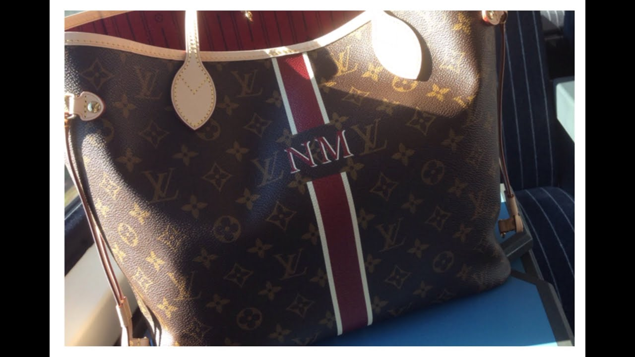 3e0858f5b8 Louis Vuitton Reveal | Mon Monogram Neverfull MM