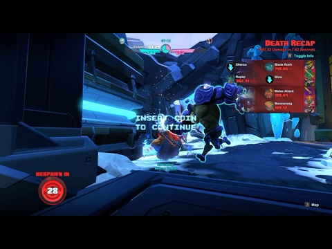 Battleborn was announced months before Blizzards game.