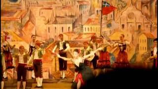 Gambar cover A Street Dancer. Anna Okuneva.