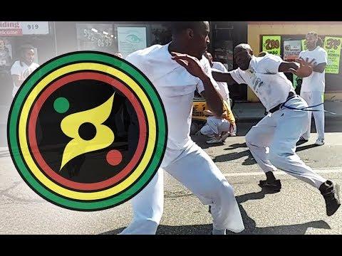 North Minneapolis - Open Streets | Afro-Brazilian Capoeira Senavox (August 2017)