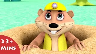 A Tailing Tail  Animation Movies For Kids,Cartoon Video,Cartoon Movie,Cartoon For kids,Cartoon,
