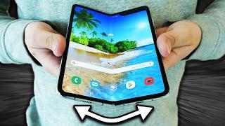 Le Smartphone Pliable de Samsung à 2020€ ! (Galaxy Fold)