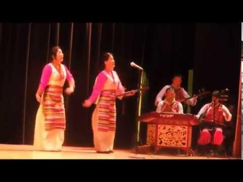TIBETAN SONG : NANGMA THOESHAY