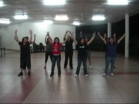 KEMBALI SENYUM LINE DANCE