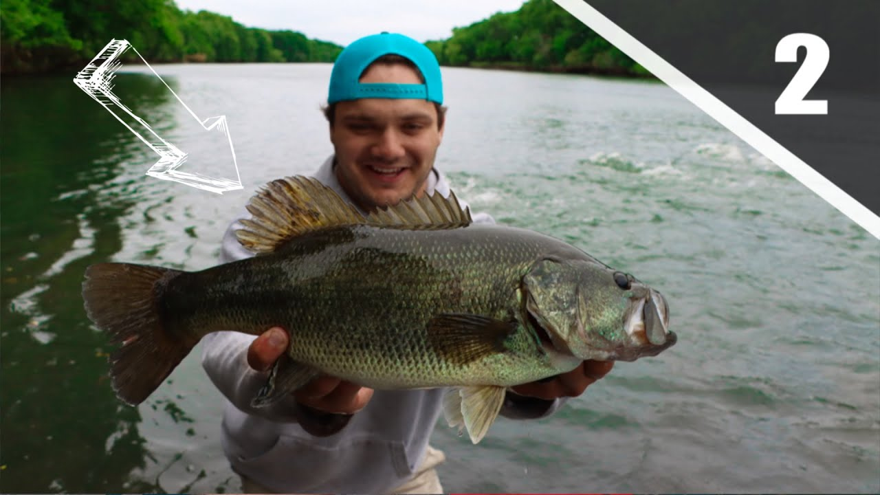This SEWAGE PLANT Has MONSTER BASS!! (The Float Pt. 2)