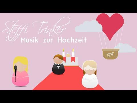 Hochzeitslieder modern: Lieder zur Trauung und Hochzeitsmusik aus München