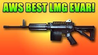 Battlefield 4 - AWS LMG Review: The Best Light Machine Gun