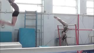 Спортивная гимнастика г. Армавир