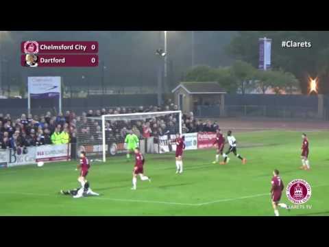 Highlights - Chelmsford City vs Dartford - Play-Off Semi-Final 1st Leg