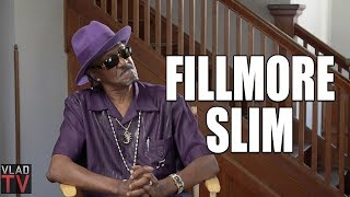 Fillmore Slim on Dating Etta James, Touring with Ike Turner and Little Richard (Part 13)