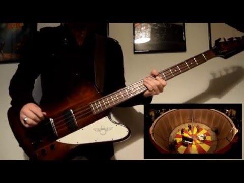 ''The Roller'' - Beady Eye - Bass Cover