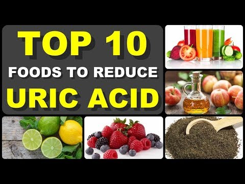 Top 10 Foods Reduces Your Uric Acid Levels| What to Eat To Control Uric Acid?