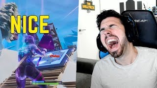 CÓMO ES TAN MALO!! - FORTNITE
