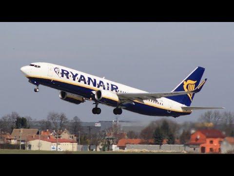 FSX SE VRyanair PMDG 737 NGX | Prague - Krakow  **New Route**  Manchester - Belfast